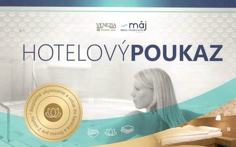Poukazy Three Medics Group / Venezia / Cloubex / Swiss Medical